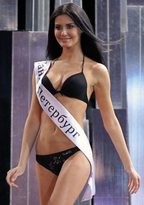 откровенные фото мисс россии